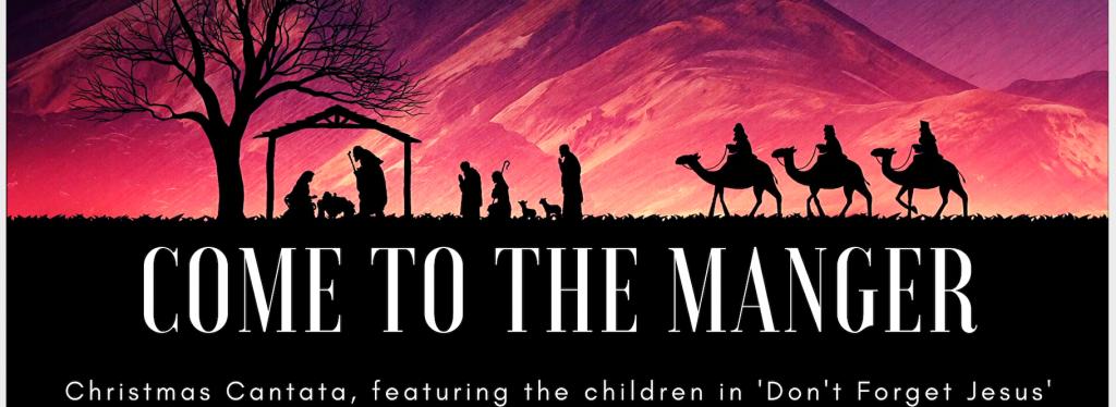 Christmas Cantata: Dec. 7 at 7:00 p.m.